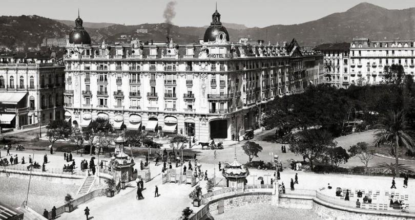 Ces hôtels qui ont façonné NICE: le RUHL.